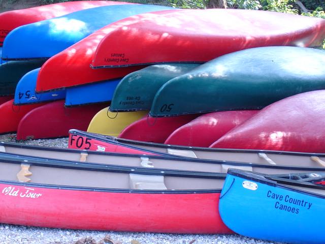 got canoes?