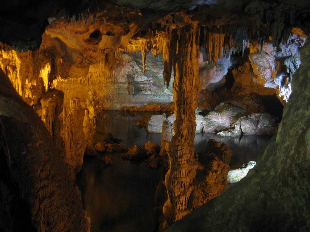 Grotta di Nettuno, capo Caccià, Alghero - Sardegna