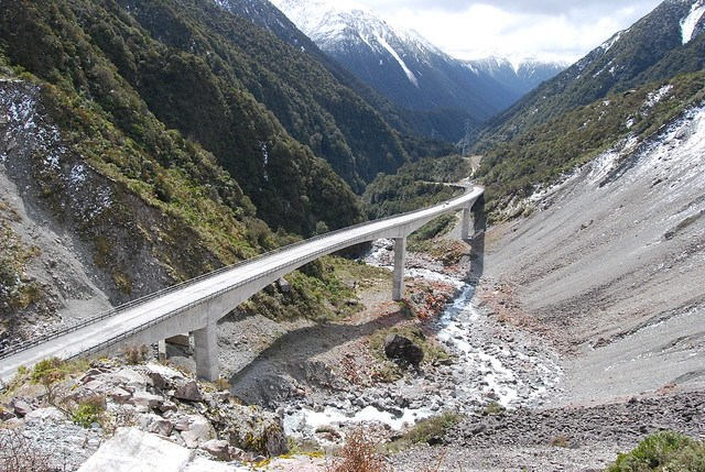 Arthurs Pass Viaduct
