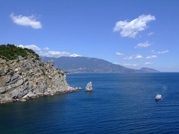 Crimea in Ukraine