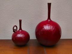 Twin pots