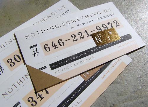 Nothing: Something: NY