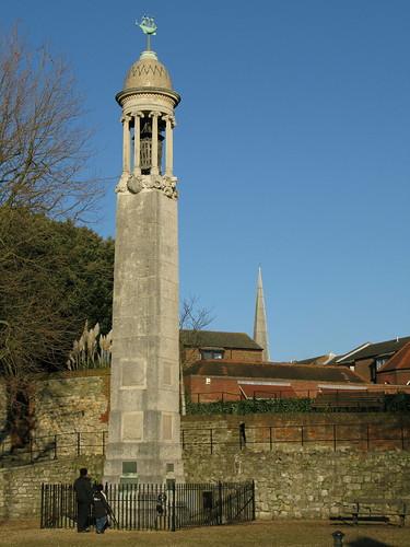 Pilgrim Memorial, Southampton by webmink