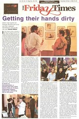My Exhibition Reviewed/Mentioned by ~FurSid