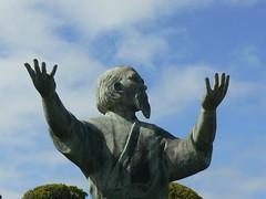 O`sensei statue