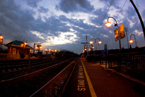 Bridgewater NJT Station