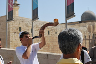 Another shofar by Chadica / Chad Rosenthal