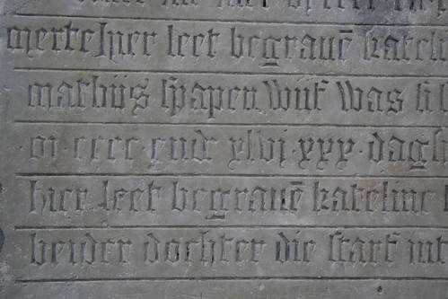 Gothic Writing 2