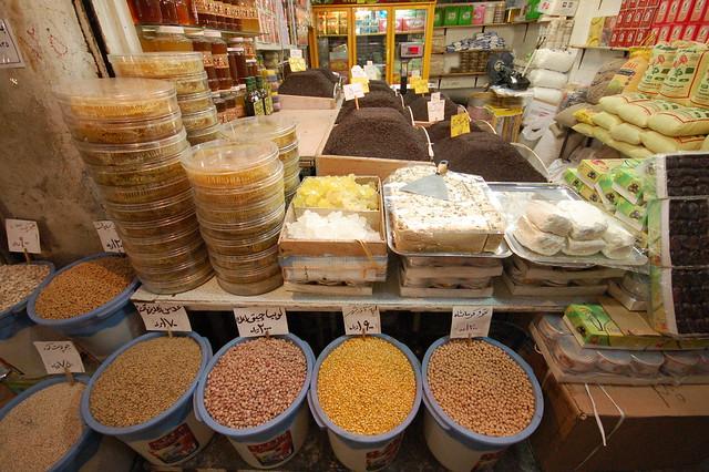 Covered Bazaar, Tabriz, Iran
