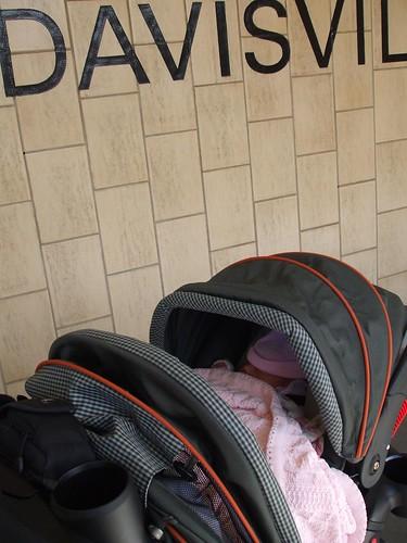 Flora's First Subway Ride