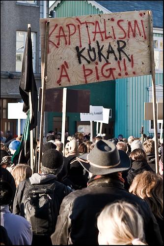 Burt Með Davið Protest