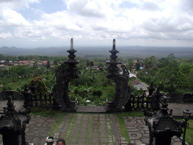Besakih Temple (Mother Temple) in Bali