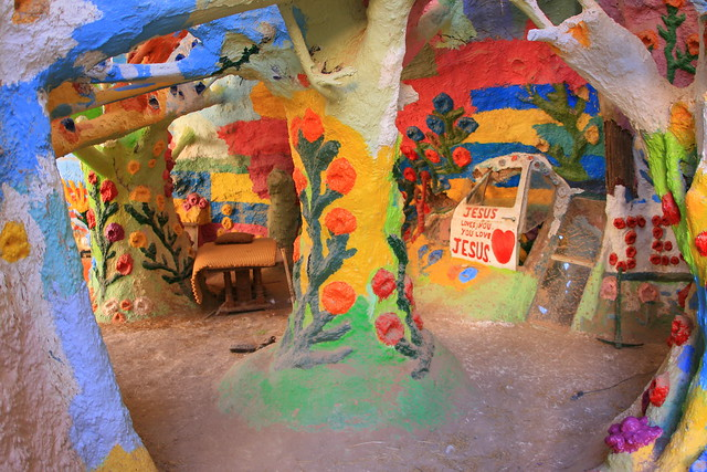 Inside Salvation Mountain Flickr Photo Sharing