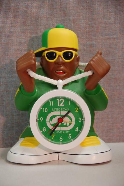 Flava Flav Alarm Clock