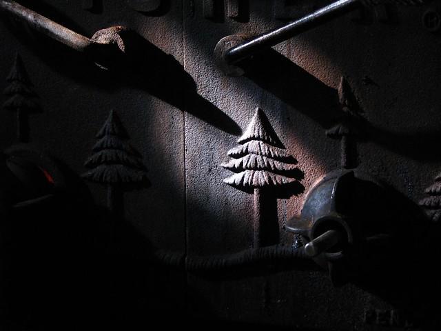 Iron Pine