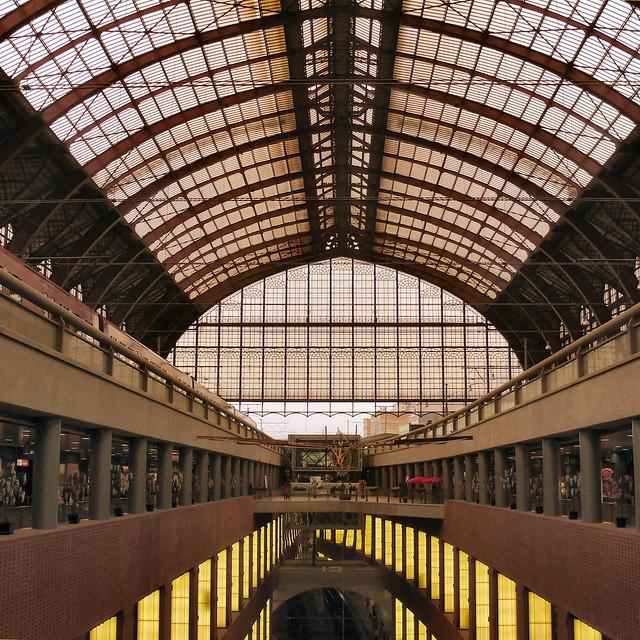 Architecture, Antwerp