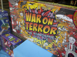 War on Terror! - the board game