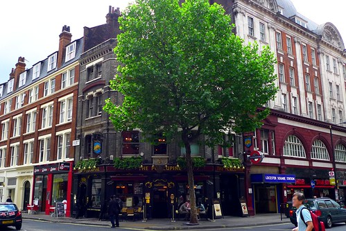 The Porcupine (Covent Garden WC2)