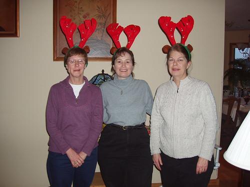 Carol, Naomi, Jane, 2004