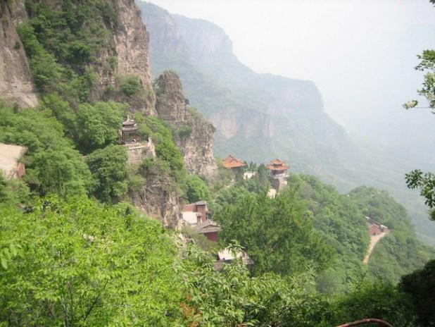 Montañas Taihang