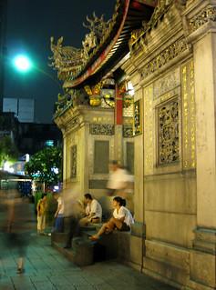 6 July 2008 Longshan Temple