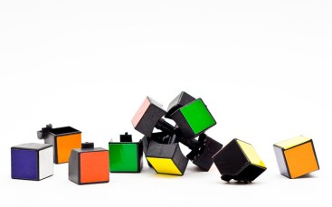 Rubik's Cube Solution by Patricio Cuscito