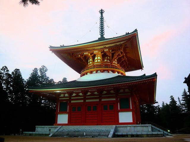 Konpon Daito - Koyasan