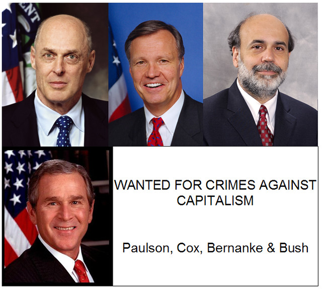 Guilty of crimes