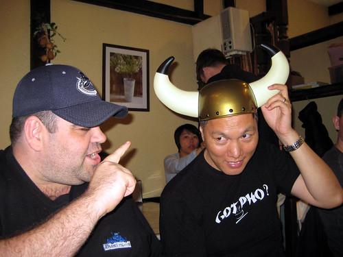 Dot Com Pho - John Chow and Gary Jones