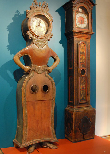 Deux horloges