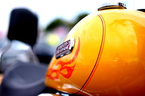 06 Harley Wide Glide Tank, denver photographer