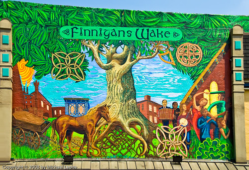 In the Shadow of the Wood - Finnegan's Wake, 3rd and Spring Garden St.