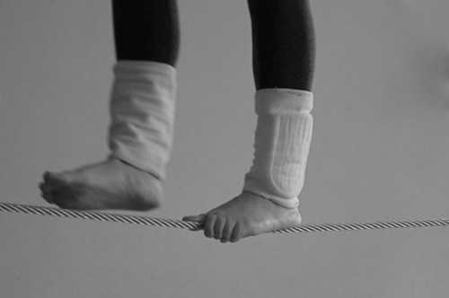 Tightrope Toes