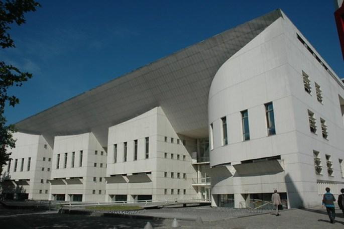 Conservatoire National Supérieur de Musique et de Danse de Paris 19e