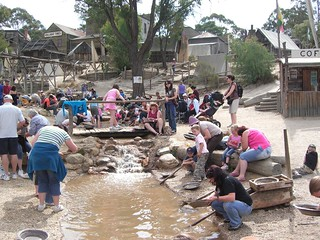 Gold Rush - Sovereign Hill, Ballarat