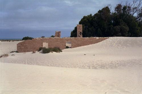 Eucla Ruins - Eucla National Park