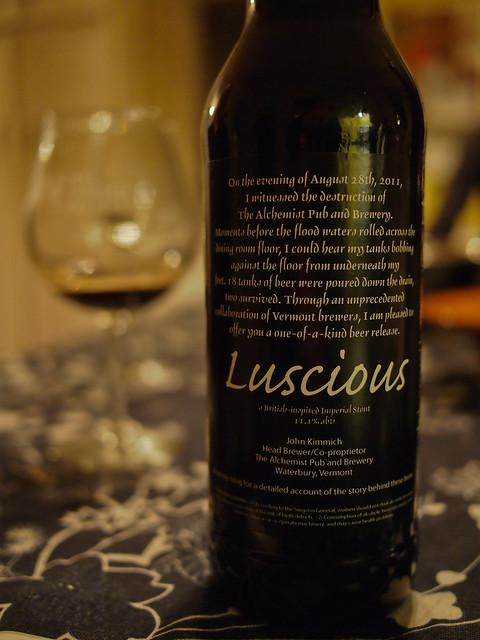 Alchemist Luscious