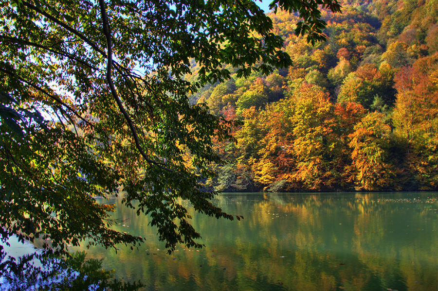 Horgászat a Dráván