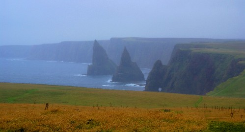 Duncansby Stacks by little_frank
