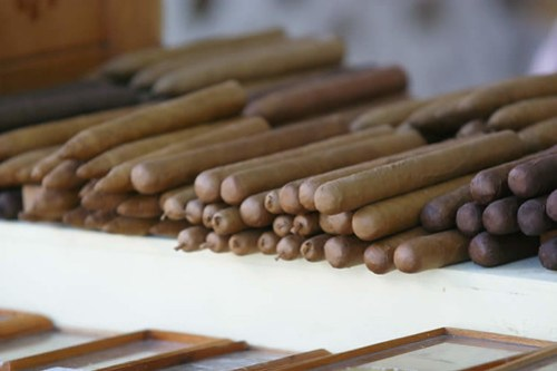Cuban cigars are world renowned.