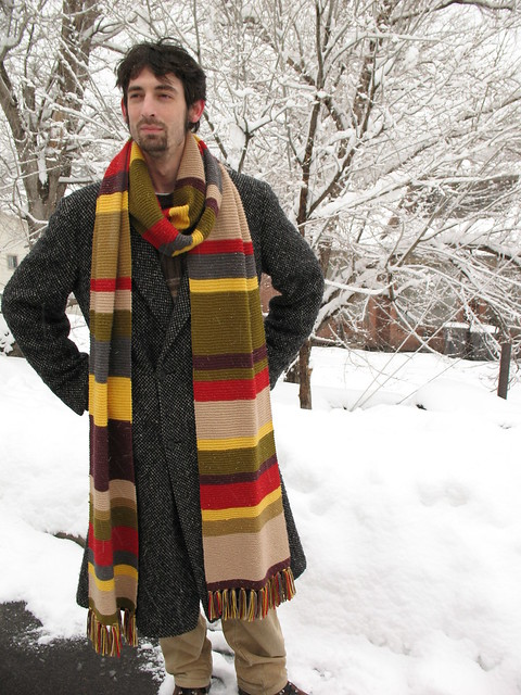 Xian's Dr. Who Scarf