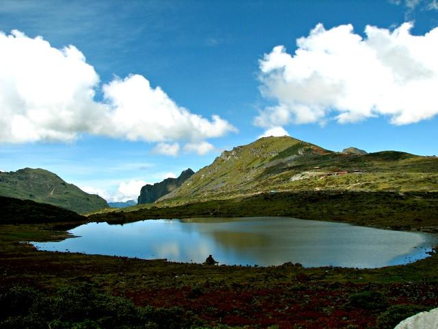 P T Tso (Pangang Teng Tso) Lake, Tawang