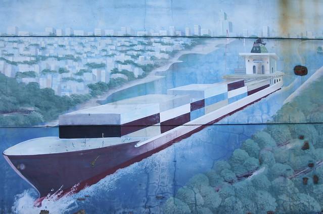 Kaohsiung Dock Art