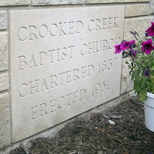 Crooked Creek Baptist Church