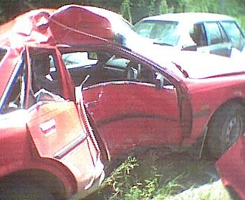 22 February 2008 Crash Result