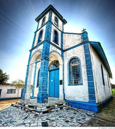 Igreja N. S. dos Navegantes - Viamão / RS