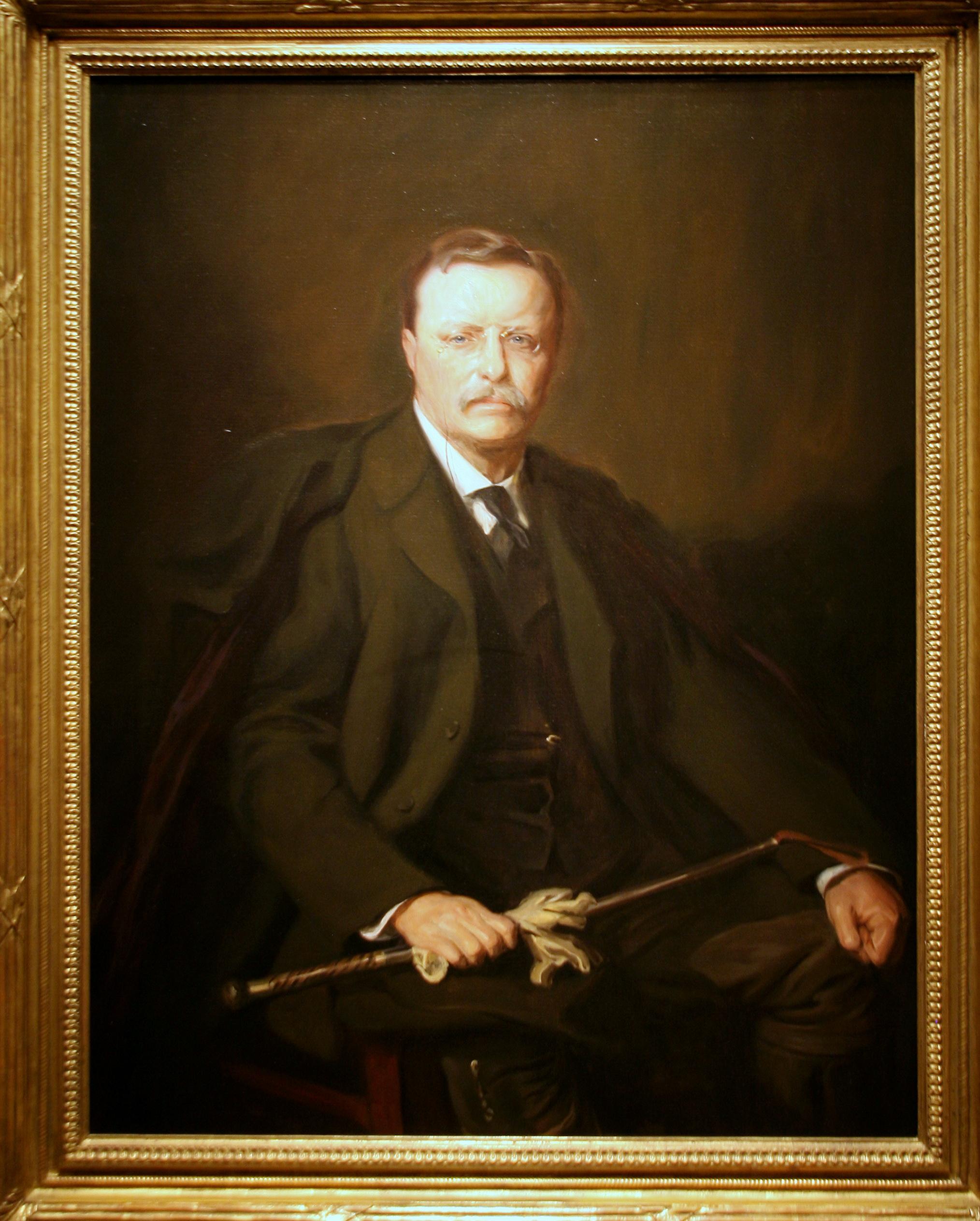 Theodore Roosevelt Twenty Sixth President
