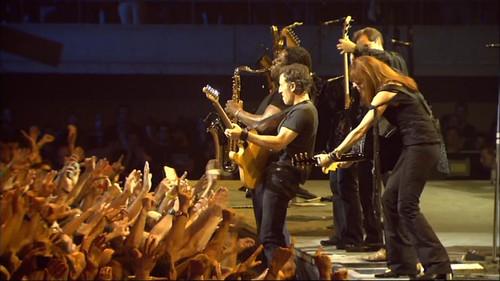 E Street Band en Barcelona 2002
