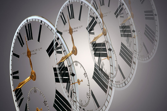 Time Flies by Alan Cleaver via Flickr