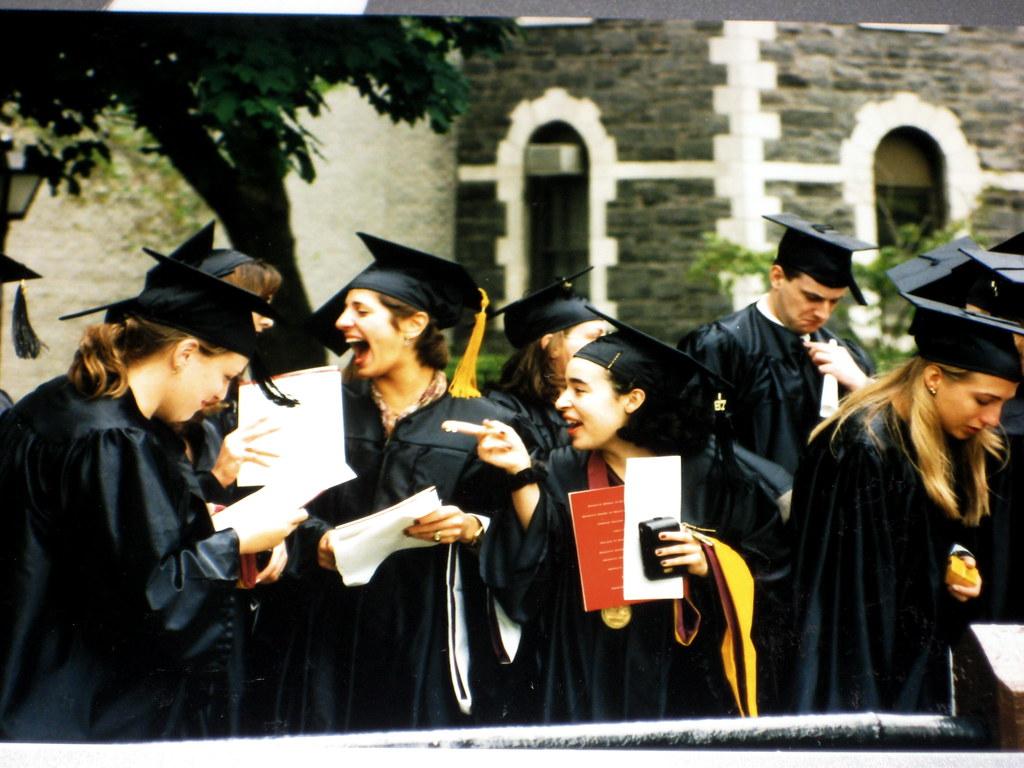 Graduation, June 1997